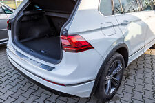 Edelstahl Ladekantenschutz für VW Tiguan 2 AD1 R-Line Allspace ab Bj. 2016-