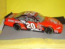 2002 Tony Stewart Home Depot / Maintenance Ware House Replica Car - Metal Body