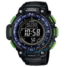 Brand New Casio Outgear SGW-1000-2B Auto-LED Light Watch