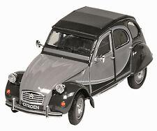 Citroen 2cv Cabrio Offen Rot 1949-1990 ca 1//43 1//36-1//46 Welly Modell Auto mit o