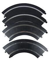 Scalextric XL Radius 2 45° Double Curve Track - 4 Pieces