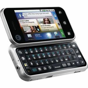 Motorola Backflip MB300 3G Smartphone Android Qwerty Keyboard Unlocked Original