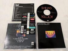 Shihad - Killjoy JAPAN CD (VICP-5548) OBI