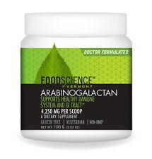 Arabinogalattano in polvere - 100g dalla scienza dell'alimentazione-Immune & Supporto digestive