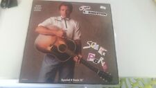 BRUCE SPRINGSTEEN Spare Parts COVER RARE ISRAELI LP EP pink cadillac, DYLAN