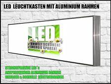 LED-Leuchtkasten 150cm x 80cm 1-seitig beleuchtet