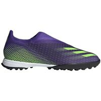 Chaussures de football Adidas X Ghosted.3 Ll Tf M EG8159 multicolore pourpre