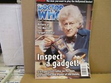Doctor Who Magazine # 293 July 2000 Target Books pt 2, Glorious Dead pt 7
