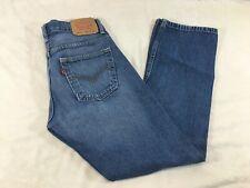 Levi's 511 Skinny Stretch Tapered Leg Blue Jeans Boys 16Reg  28x28