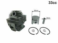 36MM Kit Cilindro & Pistone 33CC Tagliabordi Tagliasiepi Decespugliatore