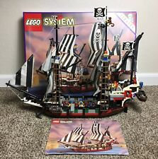 VLS#1 - LEGO #6286: Skull's Eye Schooner with Box and Instructions (1993)