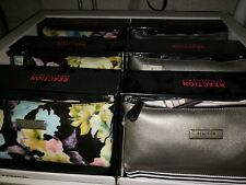 Wholesale Lot Resale Kenneth Cole Triple Section Cosmetic Cases 20 Pieces