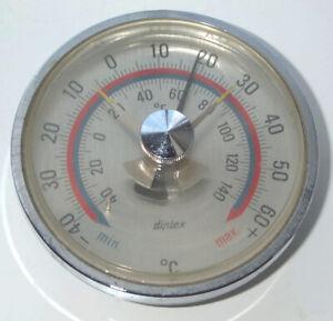 Thermometer, maximum / minimum. Diplex.