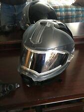 ski doo moduar 3 helmet with heat sheild