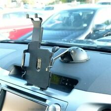 Support de bureau de GPS noirs pour téléphone mobile et PDA