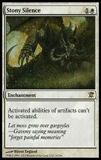 1X Stony Silence - Innistrad - * Chinese, NM * MTG CARD