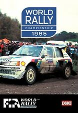 World Rally Championship - Review 1985 (New DVD) FIA WRC Kankkunen Vatanen Pond