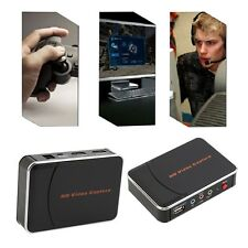 Game Video Capture HD 1080P HDMI YPBPR Recorder for Game Lovers UK + AU Plug IM