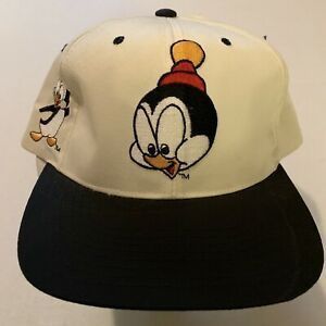 Vintage Chilly Willy Hat Snapback American Needle