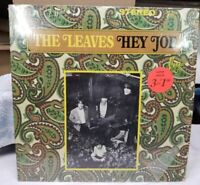 "RARE Vintage 1966 The Leaves ""Hey Joe!"" LP - MIRA Records (LPS-3005) EX+"