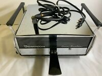 Vintage Dominion Electric Turn-Over Baking Oven/Broiler