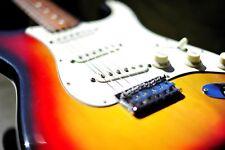 1974 Fender Hardtail USA Stratocaster in gorgeous 3 tone sunburst