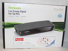 Goodmans Low Energy Digital Set Top Box (Model: GDB18FVZS2) - Guter Zustand