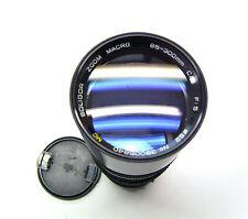 MC Soligor Zoom Macro 85 - 300 mm C/D 1:5  FD Anschluß