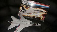 G.I.JOE, ACTION FORCE SKYSTRIKER, XP-14F COMBAT JET, IN BOX, WITH PILOT