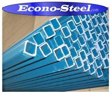 STEEL RHS 25x25x1.6mm, 6.5mt long Seconds, painted. mulit use see below for more
