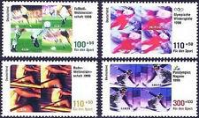BRD 1998: Vier Sportereignisse! Sportmarken Nr. 1968-1971, postfrisch! 1808