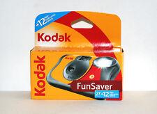 Fotocamera  KODAK  usa e getta  con flash e rullino da 27+12  fotografie - film