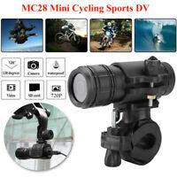 720P HD Bike Motorcycle Helmet Sports Mini Action Camera Video DVR  Camcorder