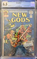NEW GODS #7 - CGC 6.5 - DC Comics 1st App STEPPENWOLF Origin MISTER MIRACLE KEY!
