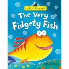 The Very Fidgety Fish (My First Storybook)-ExLibrary
