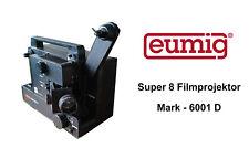Super 8 Filmprojektor EUMIG Mark 6001 D