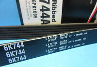 Serpentine Belt-Automotive V-Ribbed Belt Standard Roadmax 4K343AP