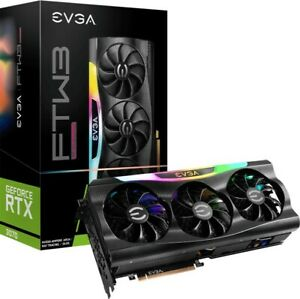 EVGA GeForce R.T.X. 3070 FTW3 Ultra Grafikkarte ✅ NEU-NEW ✅
