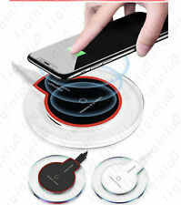 Qi Wireless Phone Charger Pad for iPhone 11 XS XR Samsung Note 10 MOTO LG Pixel