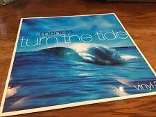"MANIAN - TURN THE TIDE - TRANCE - 12"" VINYL RECORD DJ"