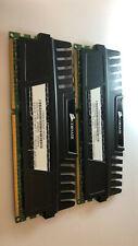 Corsair CMZ8GX3M2A1600C8 8GB RAM (2x4GB) DDR3 - 1600Mhz #Tested #A CONDITION