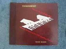 Tschakowski Concerto No 1 in B Flat Minor 4 Record Set 78 RPM DM800-