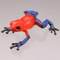 Kaiyodo Capsule Q Poisonous Red Strawberry Poisonous Dart Frog Figure