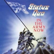 """Status quo """"in the Army Now"""" CD NUOVO"""