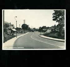 Chelmsford Road Shenfield RP Postcard