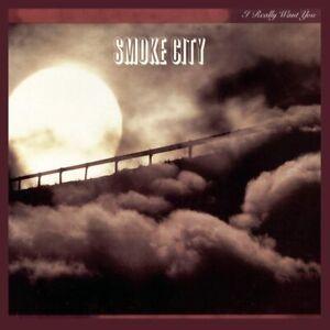 Smoke City - I Really Want You CD (Remastered Edition CD)