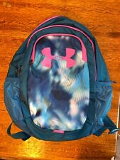 Under Armour Scrimmage 2.0 Backpack STORM(1342652) Teal/Pink