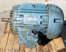 Allis Chalmers Induction Motor 25-Hp 1800-Rpm 365-Frame Type-APZ - USED