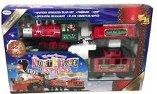 Eztec Scientific Toys G Gauge Scale Musical Locomotive North Pole Express Train