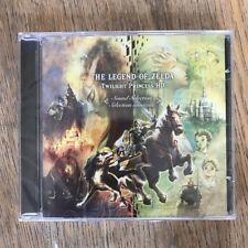 Legend of Zelda - Twilight Princess HD - Sound Selection Soundtrack - Brand new